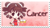 Zodiac Cancer Stamp by BrunaLH