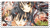Full moon wo sagashite - Mitsuki x Takuto stamp by BrunaLH