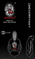 8-bit Deviant hoodie by Gabriel-3x