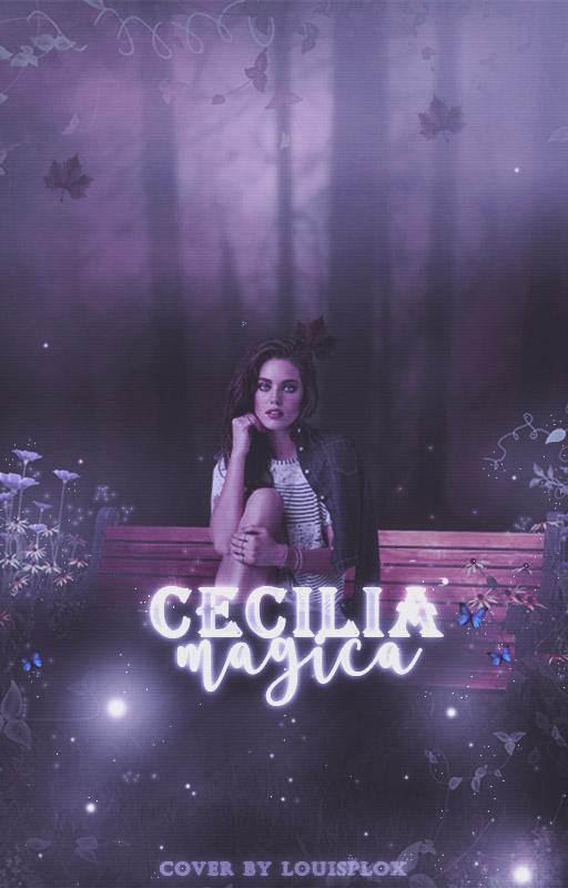 Cecilia Magica, Wattpad Cover by louisplox