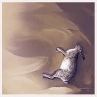 Rabbit #1 by ratherlemony