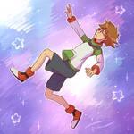 Pidge in Space