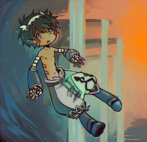 Reg / Made in Abyss