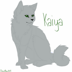 Good-bye: Kaiya by AlliKitz