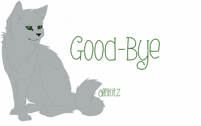 Good-Bye Title by AlliKitz