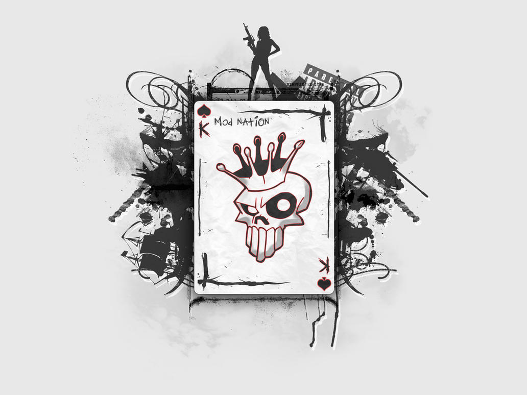 TMN: King O Spades by zeroauthority