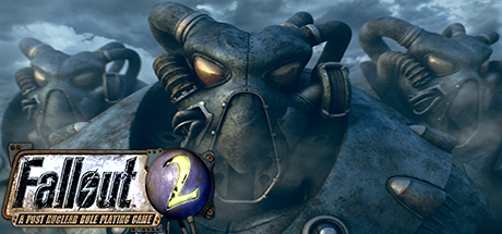 Fallout 2 Steam Grid by grenadeh