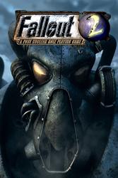 Fallout 2 Steam cover alternate 2