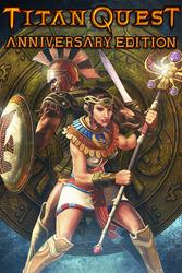 Titan Quest Anniversary Edition Steam cover