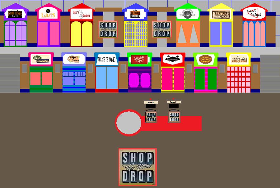 Shop Til You Drop Ideal Set 19 by JDWinkerman