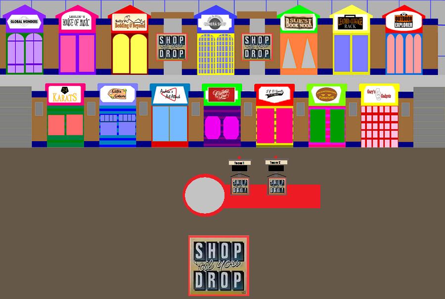 Shop Til You Drop Ideal Set 29 by JDWinkerman