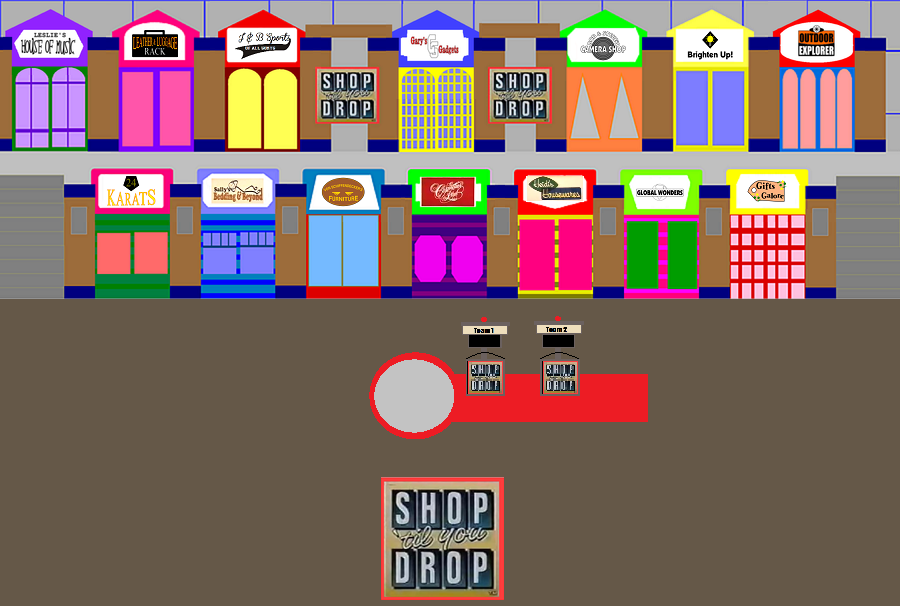 Shop Til You Drop Ideal Set 25 by JDWinkerman