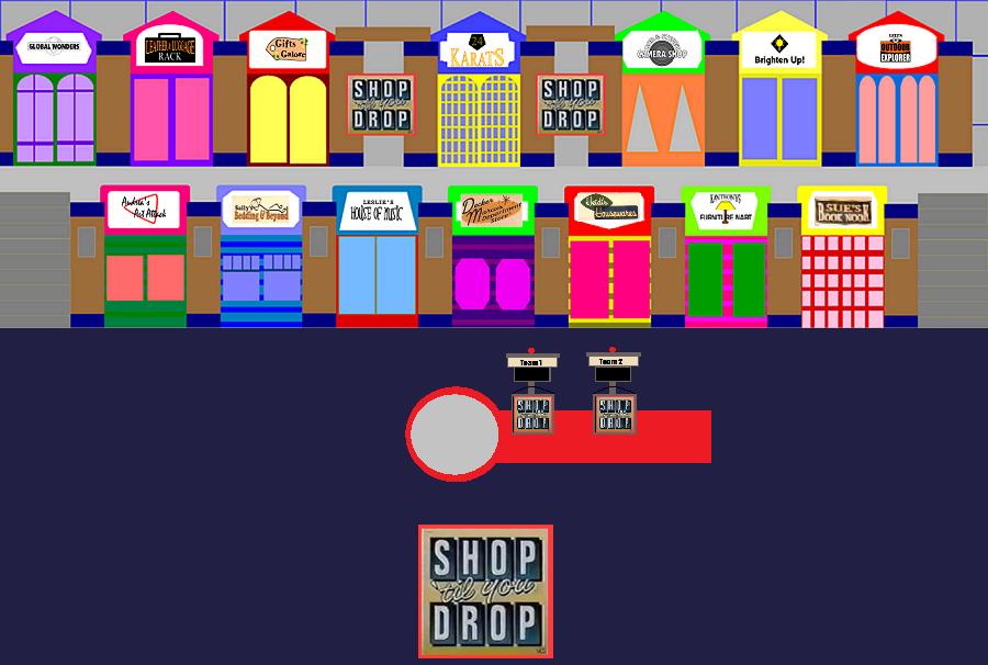 Shop Til You Drop Ideal Set 24 by JDWinkerman