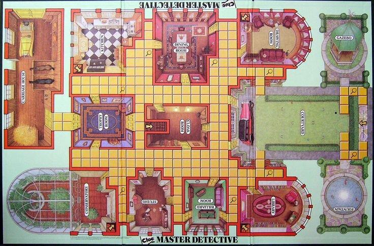 Clue Master Detective Board By Jdwinkerman On Deviantart