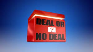 Deal Or No Deal UK by JDWinkerman