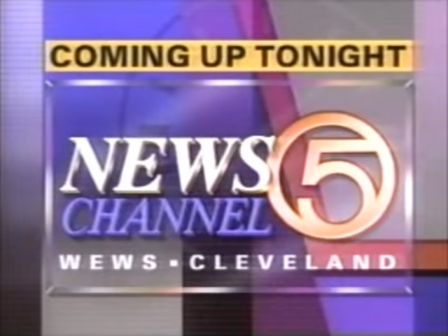 WEWS NewsChannel 5 Coming Up Tonight 1994 by JDWinkerman on