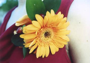 Bridesmaid Flower by Rykan