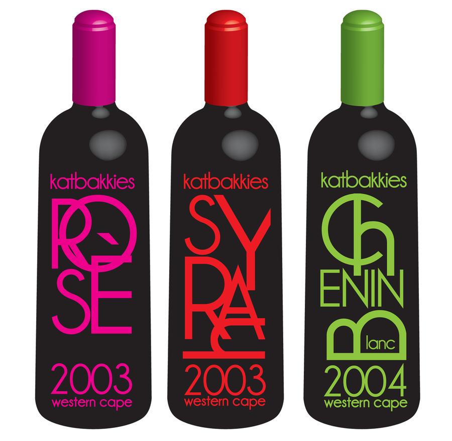Katbakkies wine range by OriginalRiz