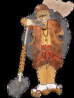 Quest Board Mascot||Noir Vale ||Shintogo Akitsugu by Viin0Scitt