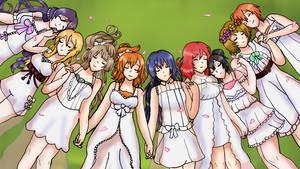 Love Live! Sundress Idol Project