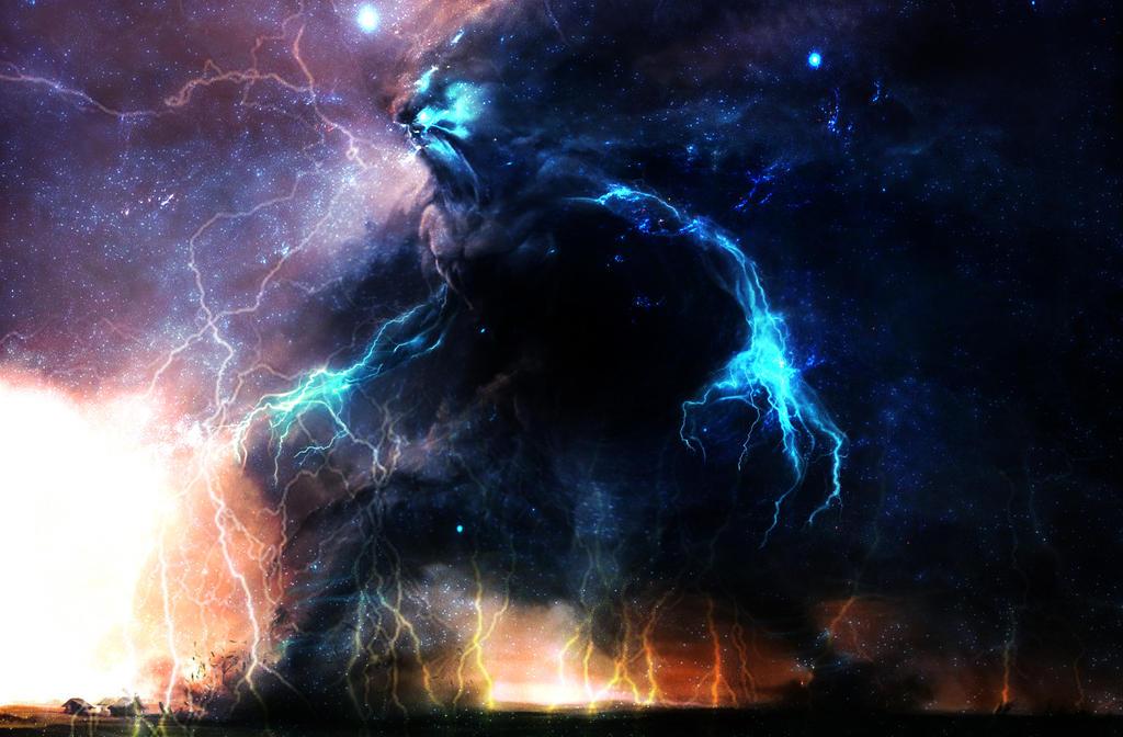 Heimdal Hd Wallpaper: Storm Elemental By Yroshima On DeviantArt