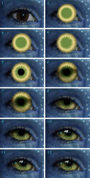 Eye tutorial - Avatar