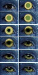 Eye tutorial - Avatar by Temawei