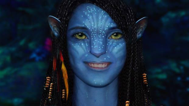 My sister's Avatar
