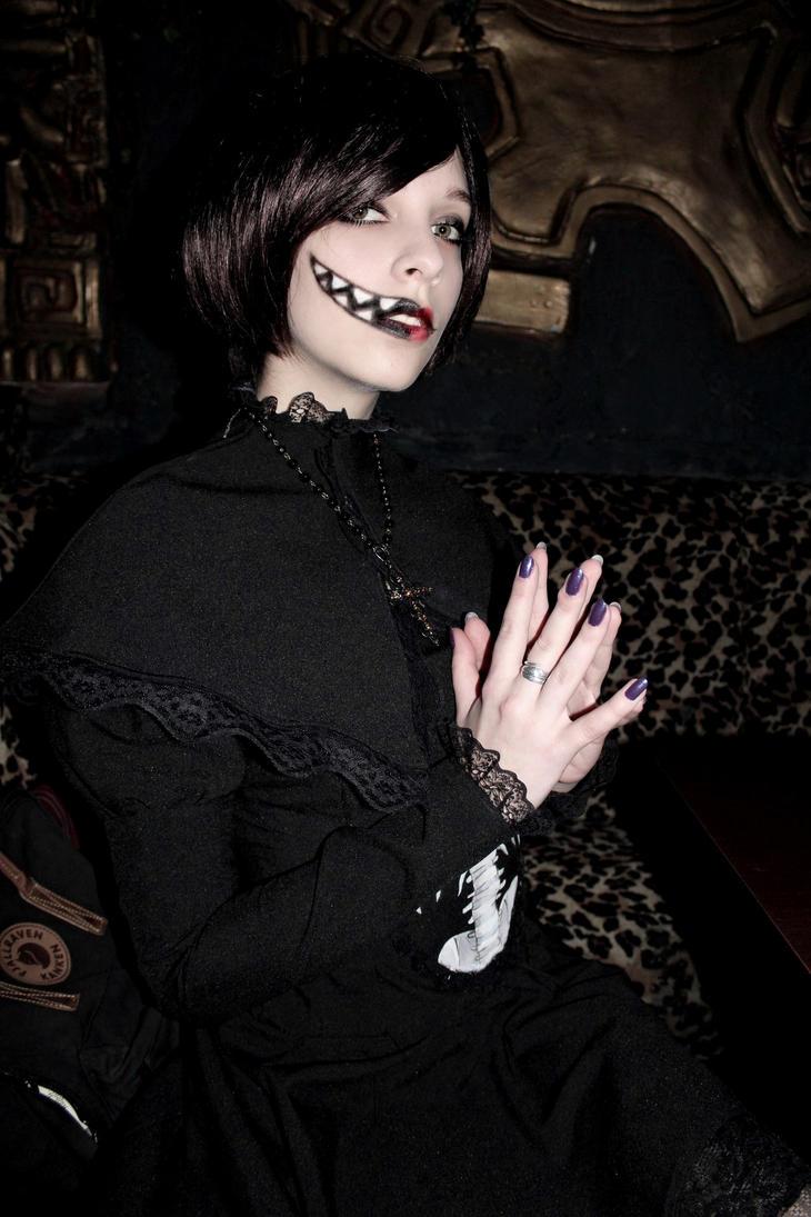 Black  Widow by NodameR