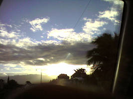 HI Sunset