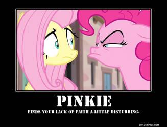 DEMOTIVATOR: Pinkie