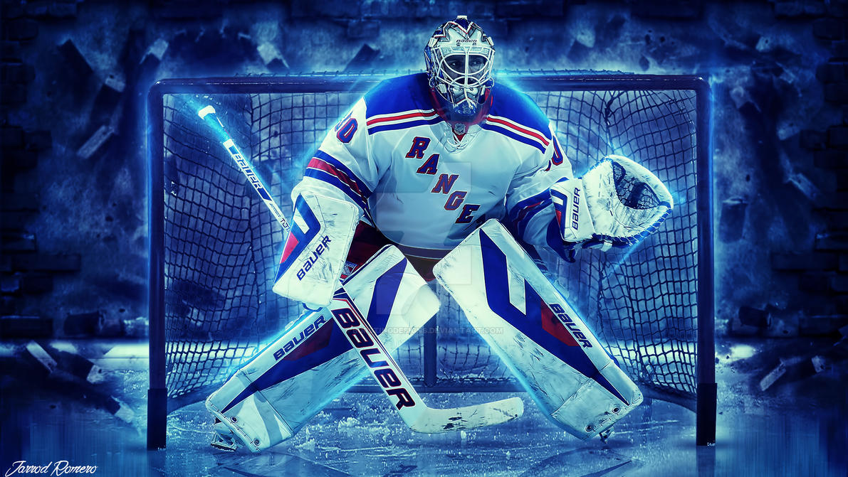 henrik lundqvist iphone 5 wallpaper