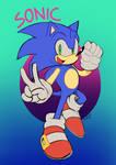 hedgehog the sonic
