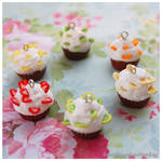 The Fruity Cupcakes