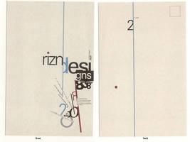 rizndesigns mailer by rizn
