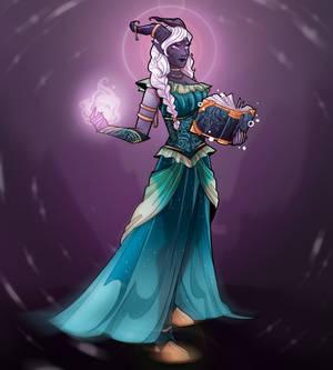 Fiare, the Starlight Elf