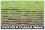 Evolution of the American Submarine Print