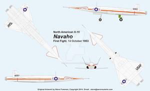 North American X-10 'Navaho'