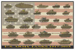 US Army Tanks Print
