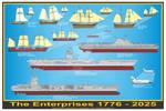 The Enterprises, 1776-2025 Print