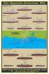 Battle of Santiago de Cuba Print