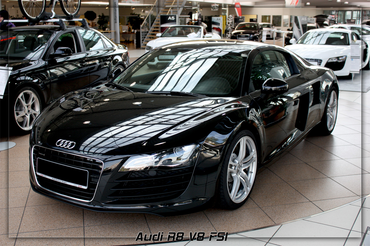 audi r8 v8 fsi 02 by gekko245 on deviantart. Black Bedroom Furniture Sets. Home Design Ideas
