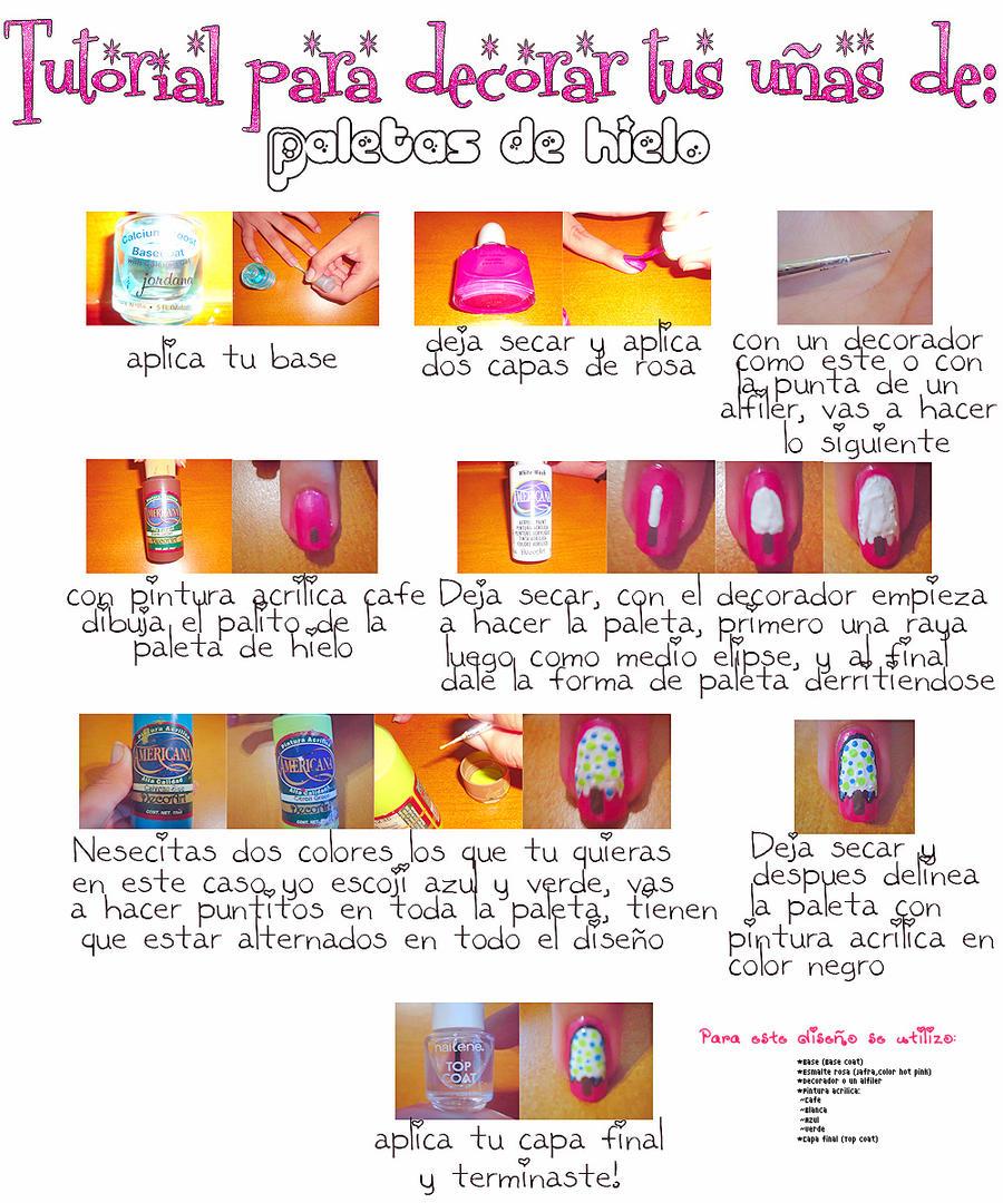 Paleta De Hielo Colouring Pages