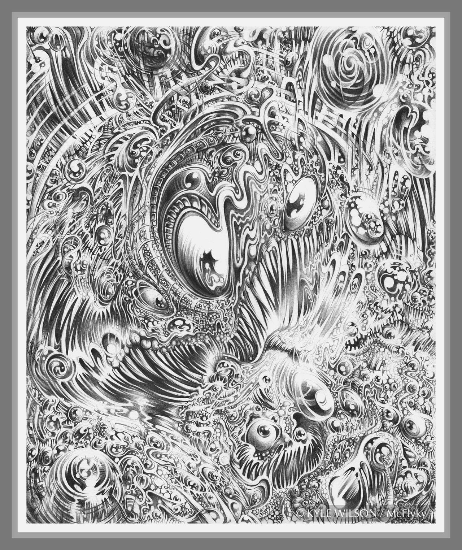 Mercury Bath by McFlyky