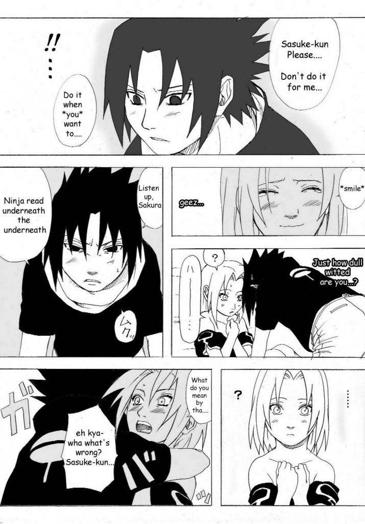 Sasuke and sakura having sex