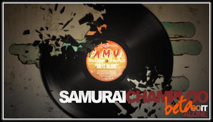 Samurai Champloo AMV poster