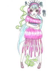 jellyfish by WerWolfiii
