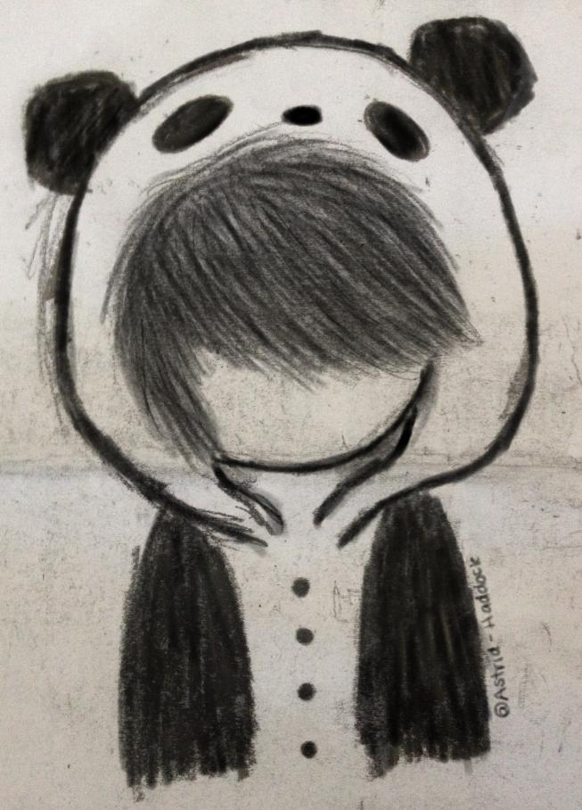 panda emo girl by - photo #36
