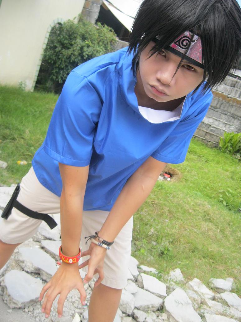 sasuke uchiha by rjmacalino