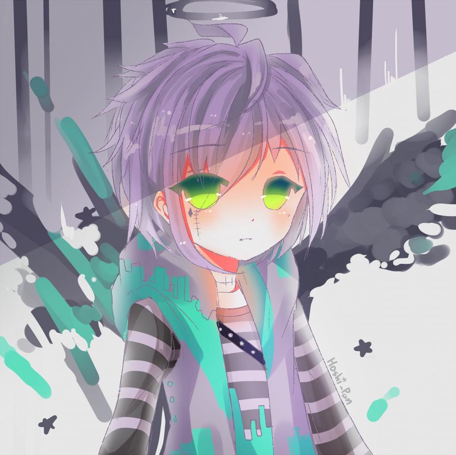 Fallen Angel by Hoshi-Pan